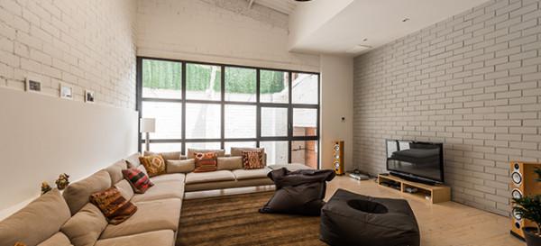 reforma loft estilo industrial