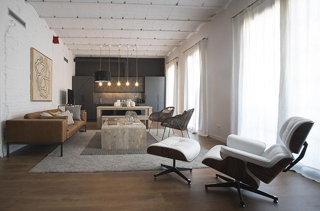 Reforma integral de oficina en un hogar bjc architect - Jeev arquitectura ...