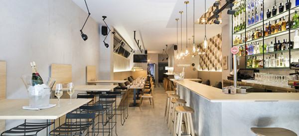 Dröm Living. Restaurante Lucy's Burger&Tapas