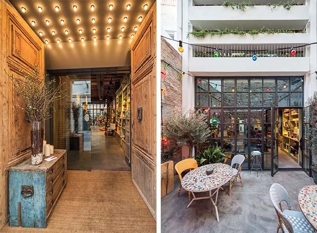 Reforma de casa urbana con local comercial bjc architect - Reforma integral casa ...