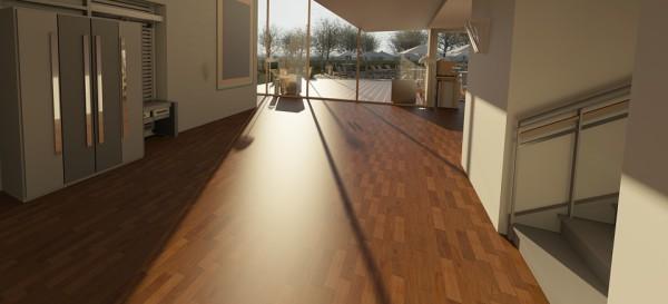 Visualiza el espacio para la arquitectura de interiores