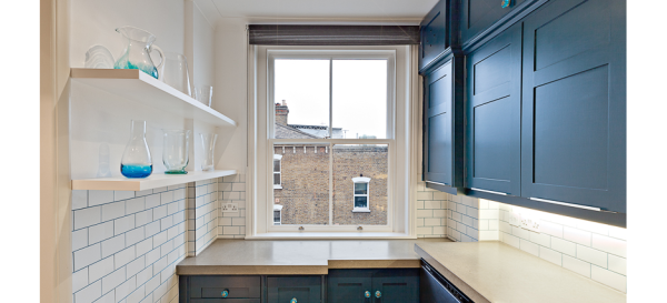 Azulejos tipo metro en baños y cocinas, tendencia en decoración para 2017