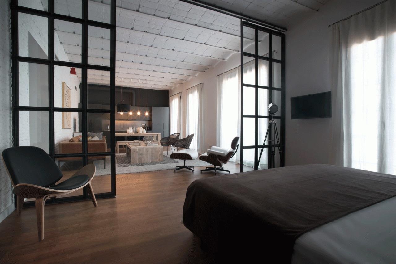 C mo crear vivienda estilo industrial bjc architect for Crear viviendas