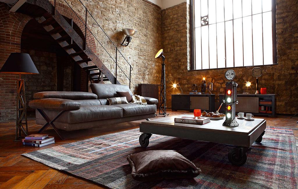 Cómo crear una vivienda de estilo industrial