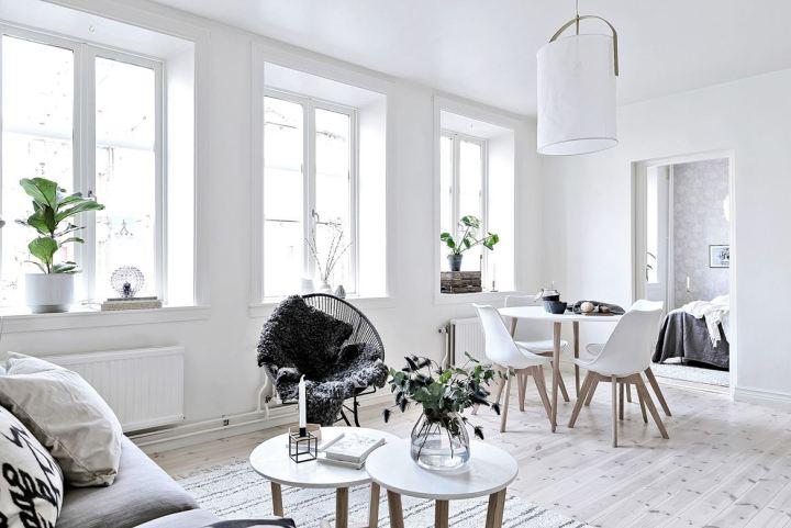 Madera natural, estilo nórdico para proyectos de interiorismo y decoración