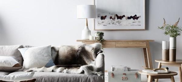 Sencillez y funcionalidad, estilo nórdico para proyectos de interiorismo y decoración