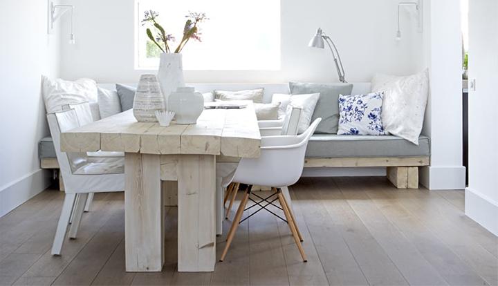 Muebles madera, las 3 piezas de decoración imprescindibles en 2017