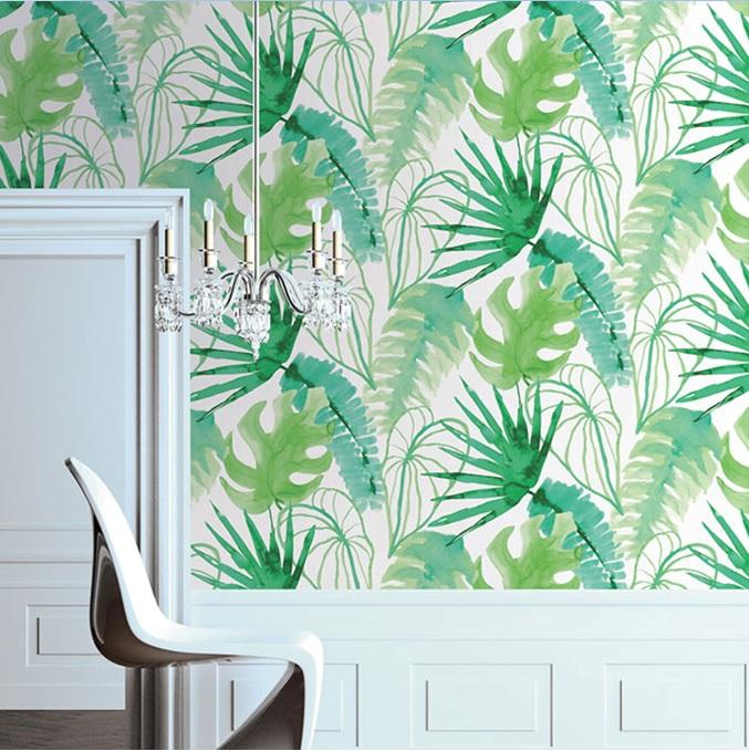 Cómo usar el color Greenery de Pantone en interiorismo y decoración