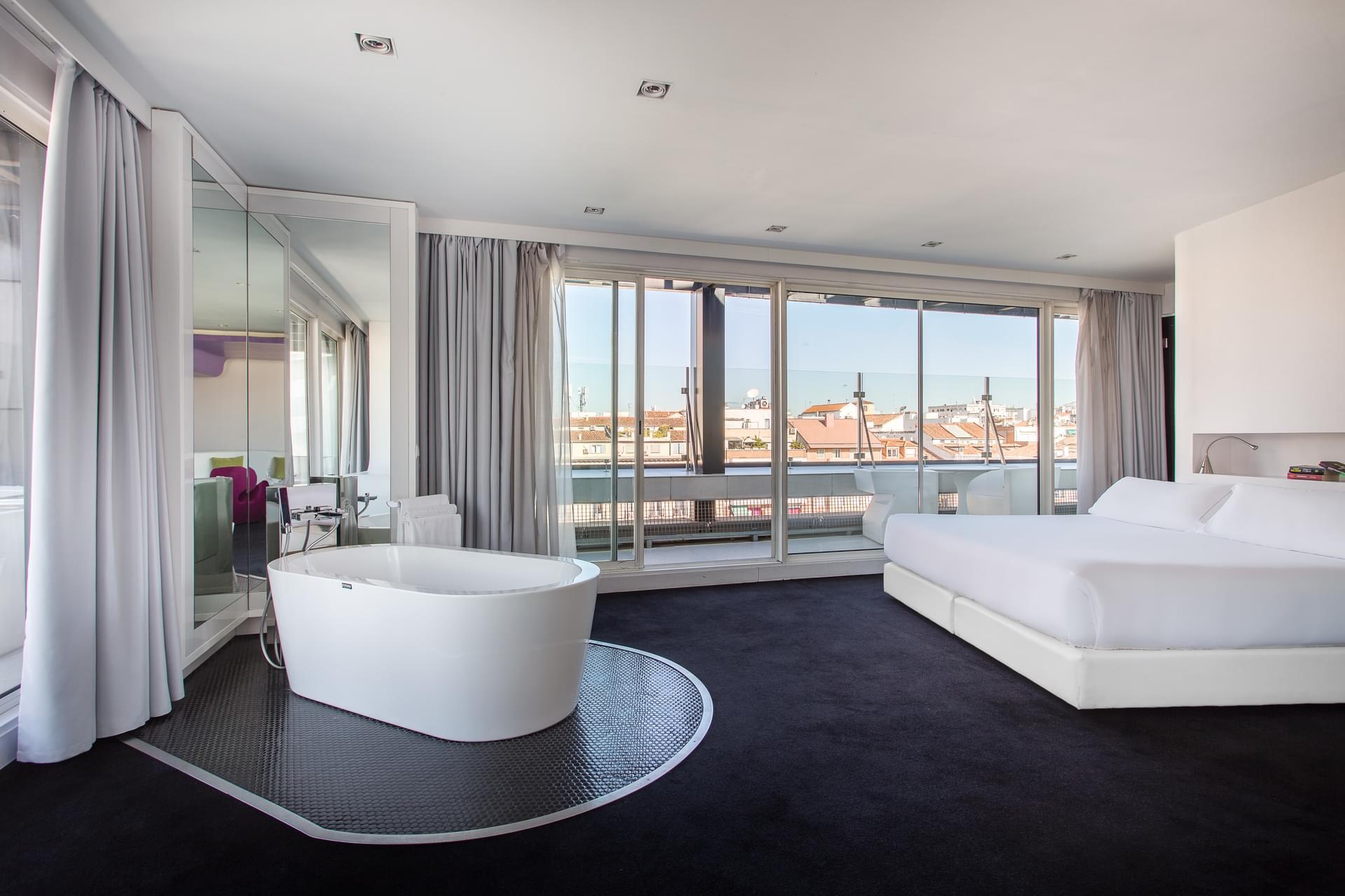Oscar Room Mate Hotels, arquitectura de interiores para hoteles