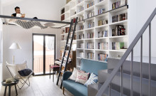 Reforma de una casa en Madrid por Egue y Seta