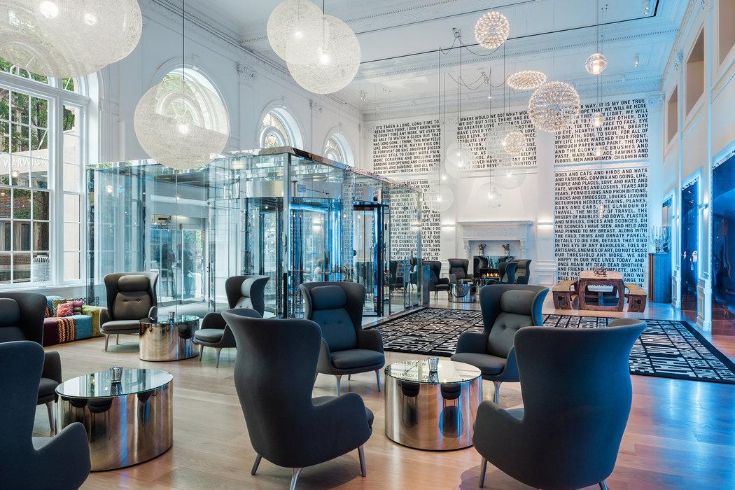 Arquitectura de interiores para hoteles, Carlson Rezidor Hotel Group