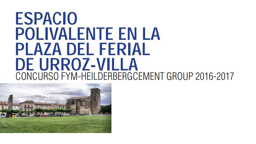 Concursos de arquitectura FYM HeidelbergCement Group