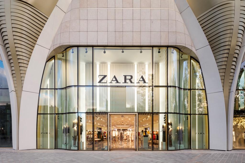 Zara, 4 nuevas ideas de interiorismo retail en 2017