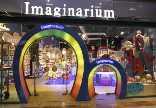 Tendencias en dise o y arquitectura infantil bjc for Puerta imaginarium