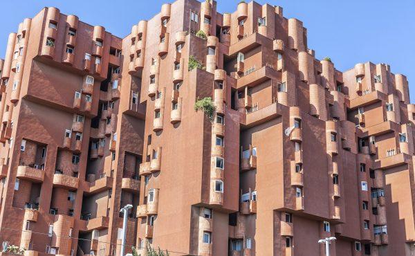 imagen destacada sobre el artículo sobre el brutalismo en España