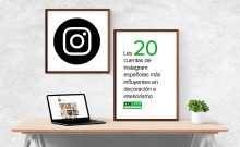 Imagen destacada del artículo sobre cuentas de instagram españolas sobre decoración e interiorismo
