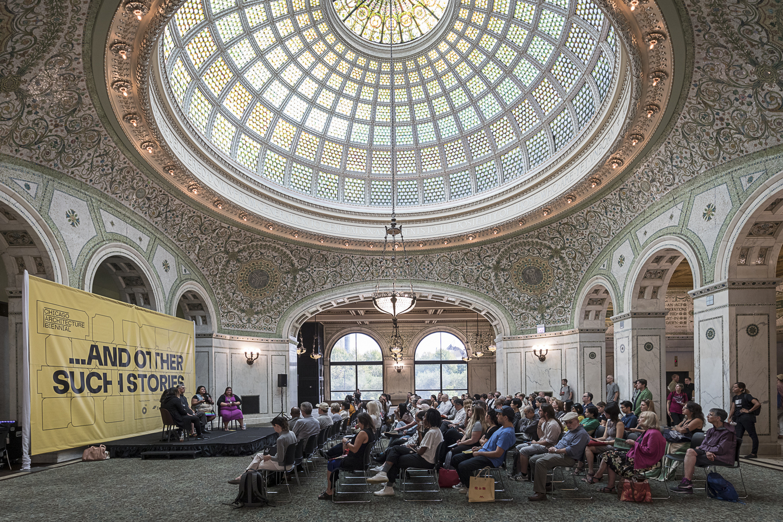 Bienal de arquitectura de Chicago