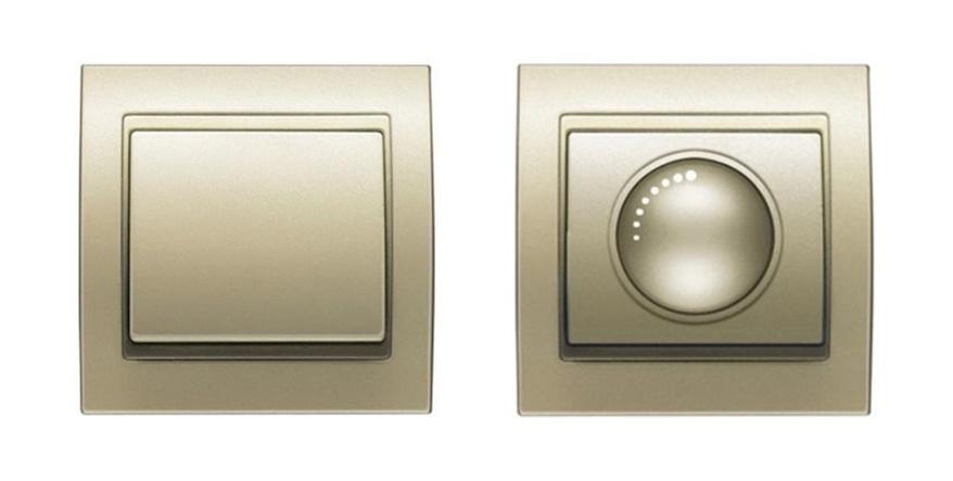 Imagen de los automatismos de la serie BJC Mega Dorado Malta