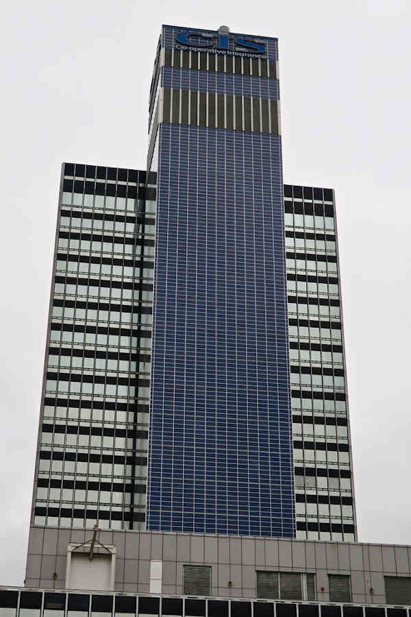 CIS Tower Manchester UK