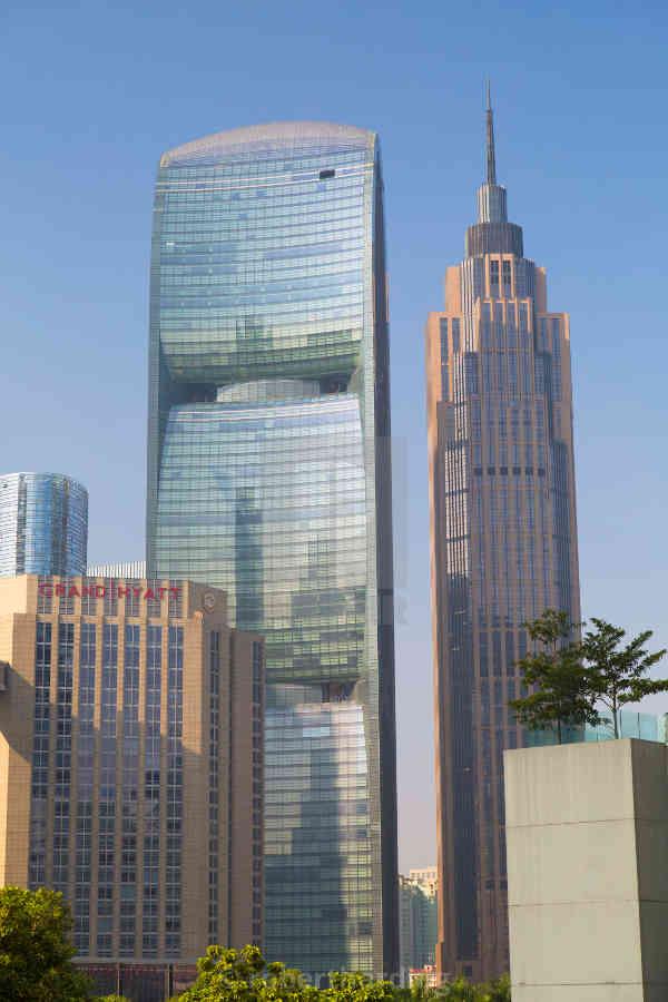Pearl River Tower Guangzhou China